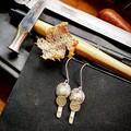 Lizard King Roller Printed Earrings