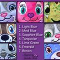 Personalised Bunny Plushie