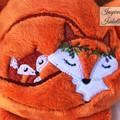Personalised Fox Plushie