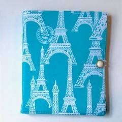 Paris notepad set