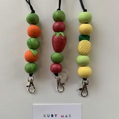 "~ The ""Fruity"" Lanyard ~"