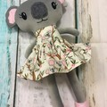 READY TO POST Koala Softie - GIRL small
