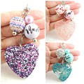 Mum bag bling charms