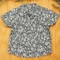 Garden Silhouette - Boy's Button up Shirt - Size 3