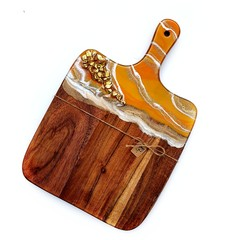 Resin Cheese Board / Serving Board