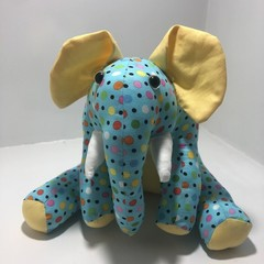 Hand made Plush Soft Elephant