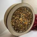 Butterflies & Flowers Round Lightbox