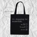 tote bag/ grocery bag/ custom tote bag/ shopping bag