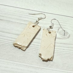 Novelty Toilet Paper Accessories Necklace Earrings Key Chain