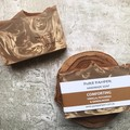 Handmade Soap - Comforting (vanilla, patchouli, sandalwood)