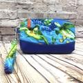 Sea Turtles Pouch/Wristlet