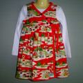 """'Happy Campers"""" Dress"""