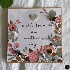Mother's Day Card | With Love