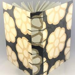 Handmade Journal using Secret Belgian Stitch