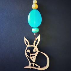 Bilby pendant