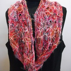 Flame - floating fibre  Cowl