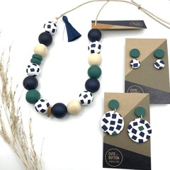 Get Dashy Collection - Navy + Forest Green