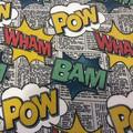 Pow Wham Bam - Face Mask