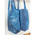 Large market bag, sturdy cotton,