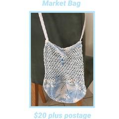 Market Bag Crochet