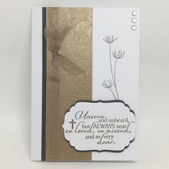 Sympathy Card - So Very Dear