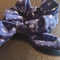 Bow scrunchies