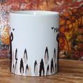 Mama Bear printed mug