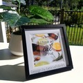 Oily Mumma Gift Pack / Mothers Day / Frame & Keyring / Lava / Inc Expr Post!
