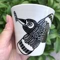 Flying Bird cup