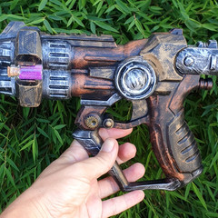 Steampunk Guns (multiple colour options available)