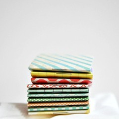 Surprise Random Mix {10} Mini Blank Books | Journals Mixed | Housewarming Event