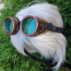 Steampunk Dragon Rider Goggles