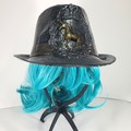 Vintage Unicorn Fedora - latex costume wear