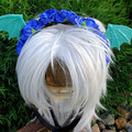 Dainty Dragon Wing Headband (multiple colour options available)