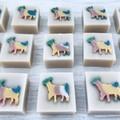 Natural Goats' Milk Soap