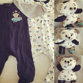 Memory Bear Keepsake Baby's first outfit
