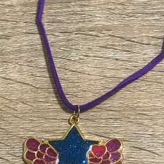 Star Angel Necklace