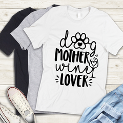 Dog mum/ Mother's Day t-shirt