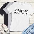 Dog mum/ Mother's Day t-shirt