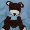 Teddy Bear Amigurumi Style/Soft Toy