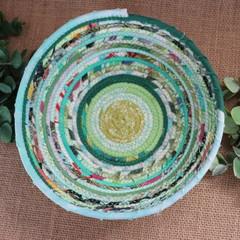 Rope Bowl- Green