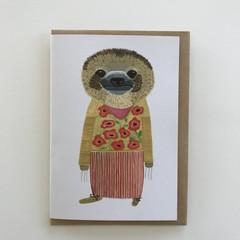 ''Granny Sloth'