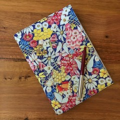 Note Pad Cover - Mays Garden