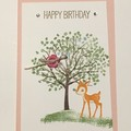 Birthday  Card  - free postage