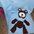 Teddy Bear Amigurumi Style/Soft Toy