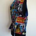 Vest - Dr Who Comic