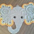 Jeffery/ Josefina Elephant Floor Rug