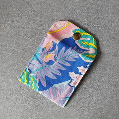 OUMU single sanitary pad holder, accessory, handmade gifts, gift for her, mother