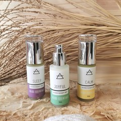 Aromatherapy Body Mist - Calming, Uplifting & Sleep Blends - Get one Free