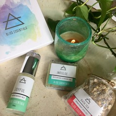 Aromatherapy GIFT BOX WITH BODY MIST, BATH SALT AND SOAP